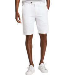 bermuda garment-dyed 10 blanco brooks brothers