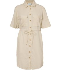 hiram line s/s shirt dress