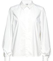 ysabella blouse lange mouwen wit rodebjer