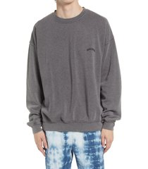 bdg urban outfitters men's crewneck sweatshirt, size x-large in black at nordstrom