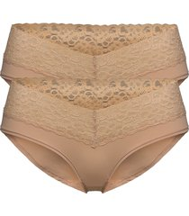 bottoms trosa brief tanga beige esprit bodywear women