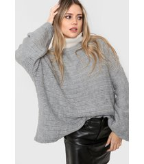 sweater gris clostudio