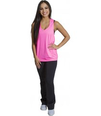 camiseta regata aerodry luasal pink