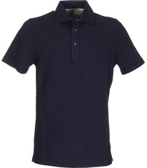 brunello cucinelli slim fit polo marine blue