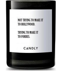 świeca perfumowana świeca hollywood