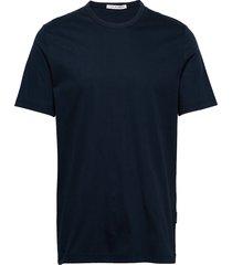 olaf t-shirts short-sleeved blå tiger of sweden