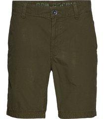 grinder check chino shorts shorts sport shorts groen sail racing