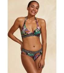 bikini-bh exotic dream halterneck top