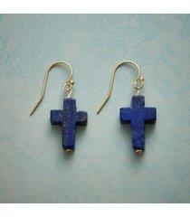 sundance catalog women's true faith earrings