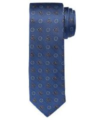 1905 collection dot & paisley tie