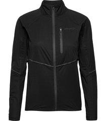 adv endur hydro jacket w zomerjas dunne jas zwart craft