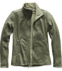 buzo mujer shastina stretch full zip - the north face