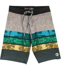 bermuda boardshort wss stretch hawaii color 20 - masculino