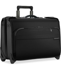 briggs & riley baseline 2-wheel carry-on garment bag