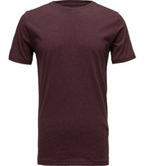 alder basic tee - gots/vegan t-shirts short-sleeved brun knowledge cotton apparel