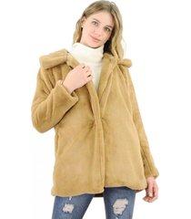 chaqueta boston camel jacinta tienda
