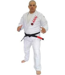 kimono jiu jitsu akai bjj profissional trançado