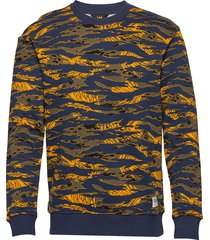 seasonal camo sweats sweat-shirt trui multi/patroon lee jeans
