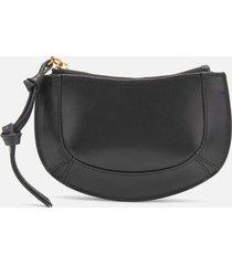 isabel marant women's koska purse - black