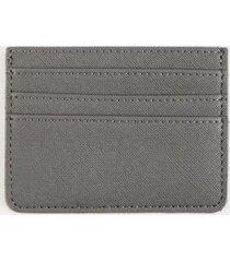 kelly card case - light gray