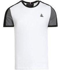 t-shirt korte mouw le coq sportif tech tee