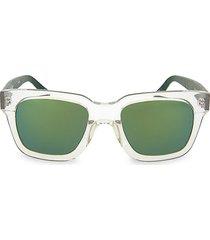 52mm resin square novelty sunglasses