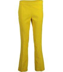 zest side zip trousers