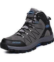 sneakers da trekking resistenti agli scivoloni impermeabili da esterno