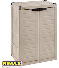 closet armario mediano rimax 2 puertas 94x45x65