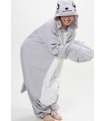 new fashion adult animal onesie kigurumi cosplay costume pajamas party sea lion
