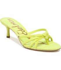 sam edelman jedda thongs women's shoes