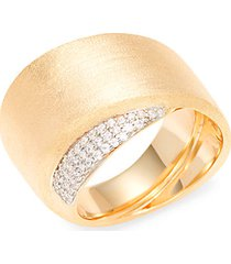 goldplated sterling silver ring