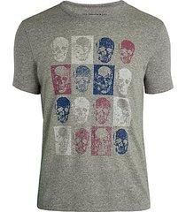 skull box t-shirt
