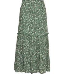 tami sk lång kjol grön part two