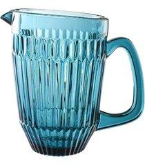jarra de vidro bretagne azul 1,6l – full fit - incolor - dafiti