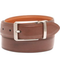 club room men's reversible belt, created for macy's