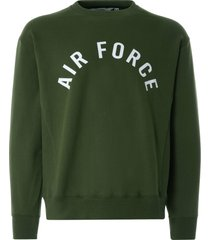 uniform bridge vtg us air force sweatshirt | sage green | ubairswt-grn