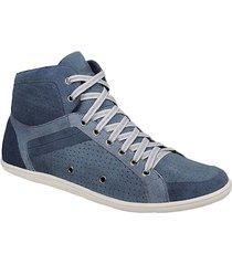 0baf38a0d8 tênis cano alto masculino sandro moscoloni allisson azul