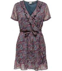 korte jurk jacqueline de yong vestido jdy jennifer 15226250