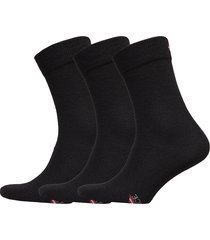 merino blend dress socks 3 pack underwear socks regular socks svart danish endurance