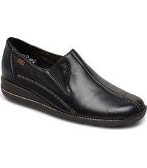 44253-00 loafers låga skor svart rieker