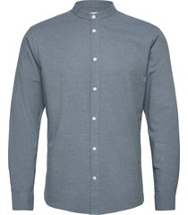 anholt overhemd casual blauw minimum