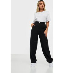 wood wood tilly trousers byxor