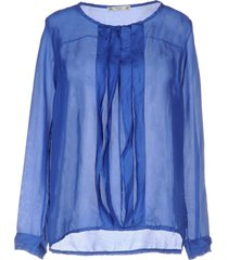 peacock blue blouses