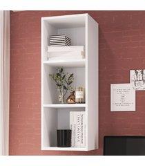 nicho de decoração ae030 branco - art in móveis
