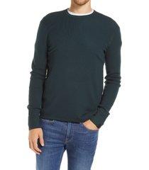 men's rag & bone collin crewneck pullover, size xx-large - green