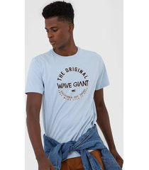 camiseta wg california azul - kanui