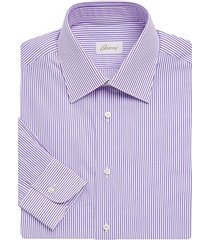 dual stripe dress shirt