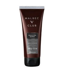 malbec club pós barba 100g
