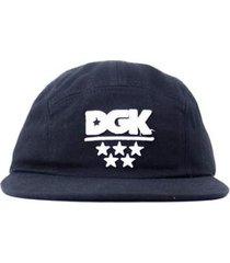 boné dgk all star camper clipback qsdgk19br five